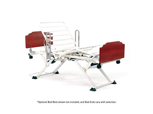 Invacare CS3 LTC Bed, Biltmore Cherry Amherst Bed Ends ()