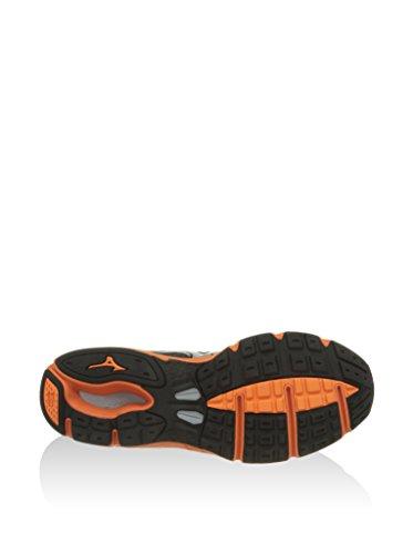 Mizuno Zapatillas de Running Wave Impetus 3 Grafito / Naranja EU 42.5 (US 9.5)