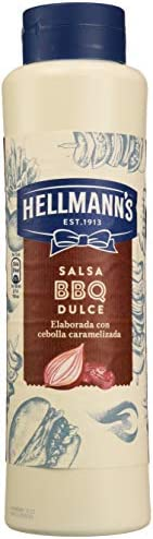 Hellmann's – Salsa Barbacoa Dulce, 792 ml