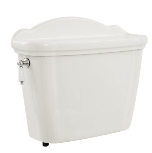 new TOTO ST754E#01 Whitney Tank with E-Max Flushing System, Cotton White (Tank Only)
