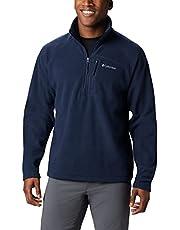 Columbia Fast Trek III Half Zip Fleece Pullover erkek kazak Erkek