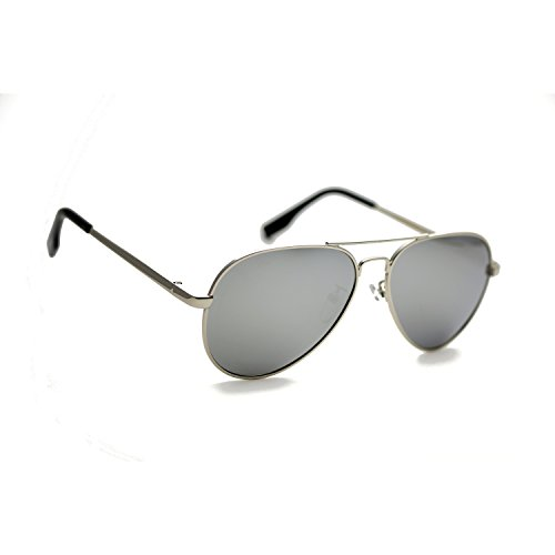 Zacway Polarized Spring Aviator Sunglasses
