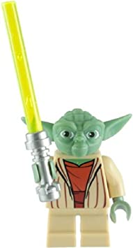 figurine lego star wars yoda. Black Bedroom Furniture Sets. Home Design Ideas