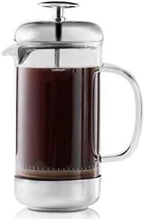 フレンチプレッシャーポットコーヒーポット家庭用フィルターカップハンドパンチフレンチフィルタープレス茶醸造コーヒー用品ステンレス鋼