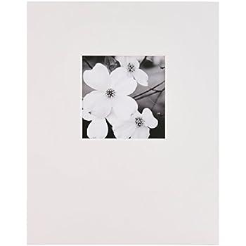 Amazon Com Nielsen Bainbridge Artcare White Pre Cut Mat