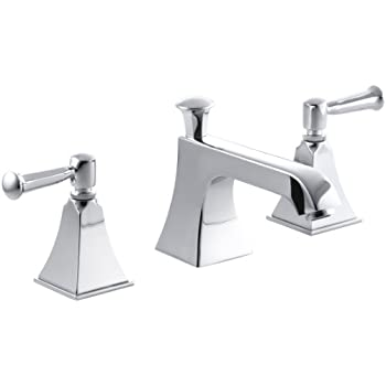 KOHLER KSCP Memoirs Widespread Lavatory Faucet With Stately - Discontinued kohler bathroom sink faucets
