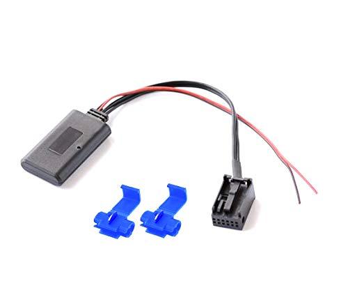 Bluetooth Aux in Adapter Suitable for Mini One Cooper R50 R53 BMW E85 E86 E83 Z4 X3