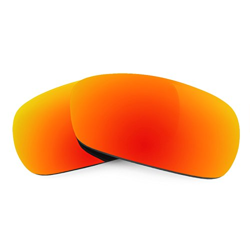 Revant Lenses for Oakley Crosshair 2.0 Polarized Fire Red