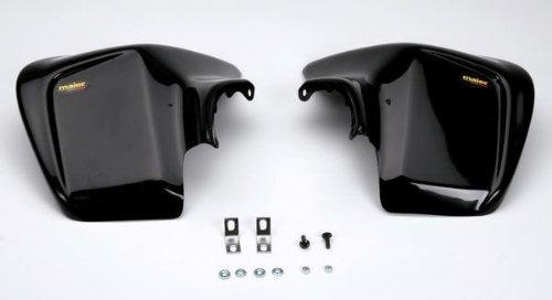 Maier Front Fender 06-14 Honda TRX450ER Black