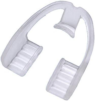 YUI Anti-Schleifzähne Wache Mund Wache, kieferorthopädische Molaren Klammern in der Nacht zu verhindern, schlafen okklusale Kiefer Pads