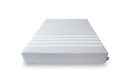 Leesa Premium Foam Mattress, Made in the UK (UK Double), Grey