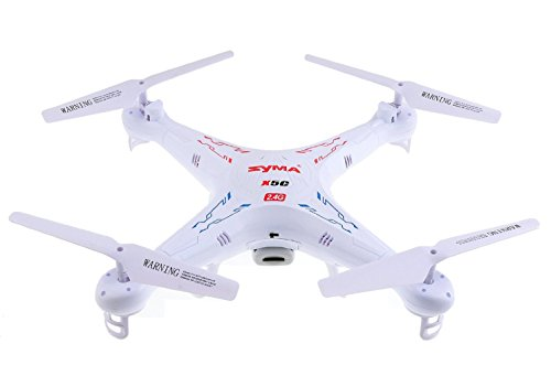 , Review of SYMA X5C Drone with 2.0MP HD Camera 3D Flips & High/Low Speed & Left/Right Mode Exclusive Red Color RC Quadcopter