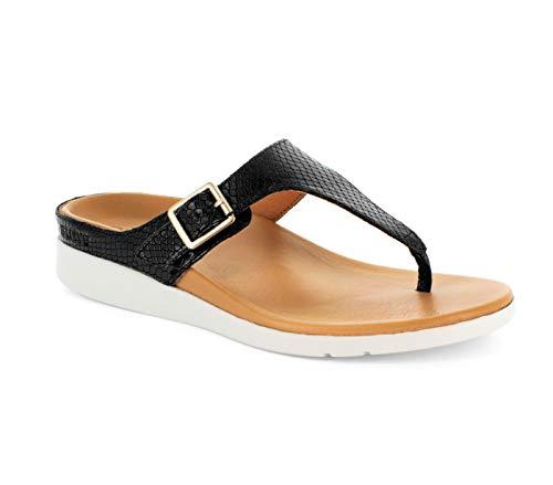 Black Lizard Footwear - Strive Footwear Antibe-Black-Lizard-7.5-8