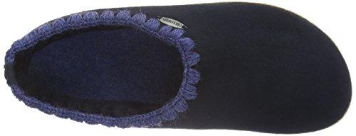 Giesswein Schwaig - Zapatillas de estar por casa para mujer Azul (588 ocean)