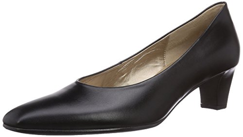 Gabor Competition - Zapatos para mujer Black Leather