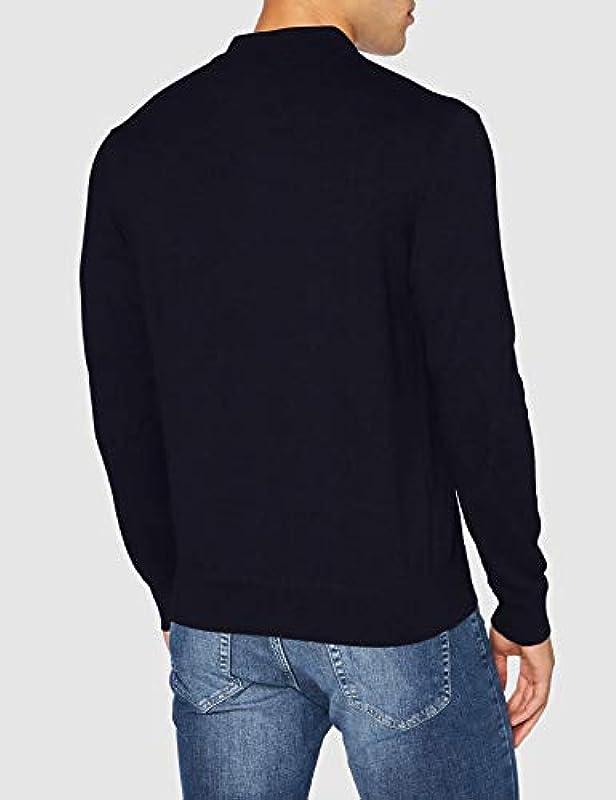 United Colors of Benetton (Z6ERJ) Męskie Maglia Polo M/L Pullover: Odzież