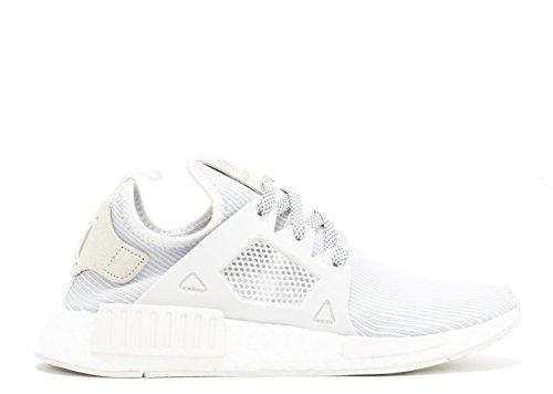 Adidas Nmd Xr1 Pk W Triple Blanco - Bb3684 - Talla 9.5