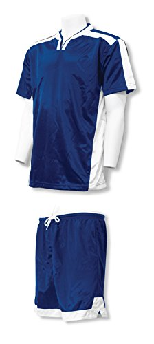 Winchester soccer uniform kit with your player number - size Youth M - color Navy/White