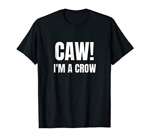 Caw I'm A Crow Funny Halloween Costume