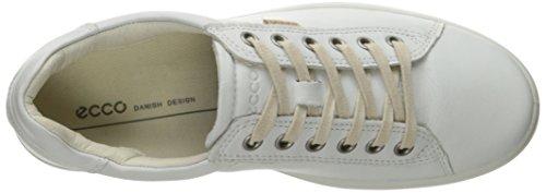 42 Soft Sneaker US M 11 Women Fashion White 5 Women 11 EU ECCO SUwqAxYFS