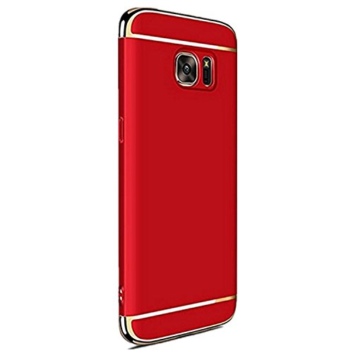Samsung Galaxy S6 Edge Plus Case Qissy Ultra-thin Hard Shockproof 3 in 1 PC Cover (4)