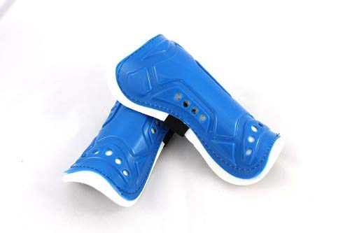 Qornerstone Children's Protective Shin Guards - Durable, Lightweight, and Breathable Padding -...