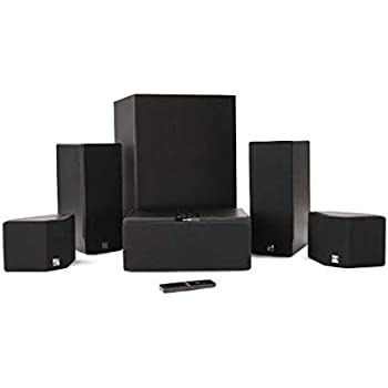 c05d2688b16 Amazon.com: Bose CineMate 15 Home Theater Speaker System, Black ...