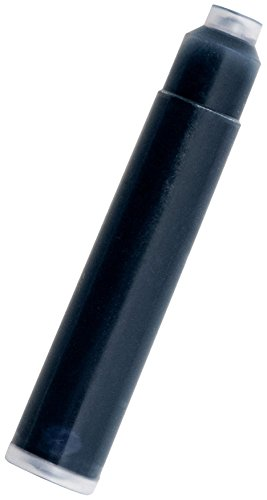 - Monteverde International Size Cartridge to Fit Fountain Pens, Blue Black, 6 per Pack (G302BB)
