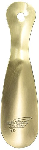 Red Wing Heritage Antique Brass Boot Horn, Brass, 20 M - Wings Usa