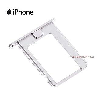 Cajón Gris Tarjeta SIM para iPhone 5 5S - celdas portátil ...