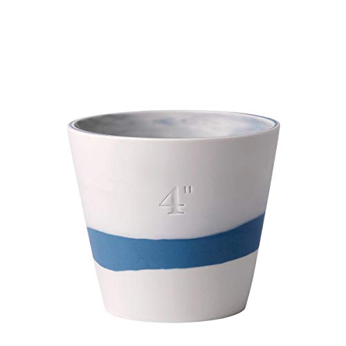 Wedgwood 40031964 Burlington Flower Pot, 4