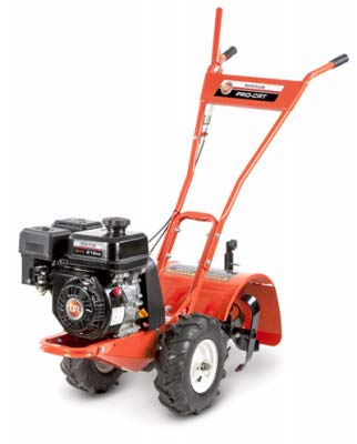 Dr Power Tw17016dmn Rear Tine Rototiller W/Counter Rotating Tines, 3700 RPM