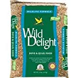 Wild Delight 388410 Dove and Quail Food, 10 Pounds, My Pet Supplies