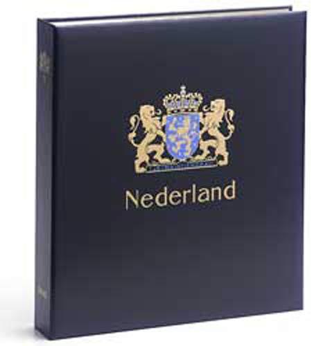 DAVO 431 Luxus Briefmarken-Album Nederl. Blätter I 1993-2006