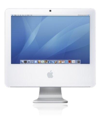 Apple iMac (Core2Duo1.8GHz 17インチワイド液晶 512MB 160GB Combo)[MA710J A]