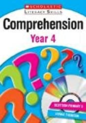 Comprehension: Year 4 (New Scholastic Literacy Skills)