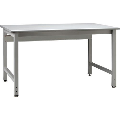 Lista - 723030SL - Bench with Standard Top, 72' L x 30' D x 30' H (72' Workbench)