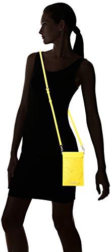 Love Moschino Damen Jc5301 Umhängetasche, 1x20x12 cm Yellow