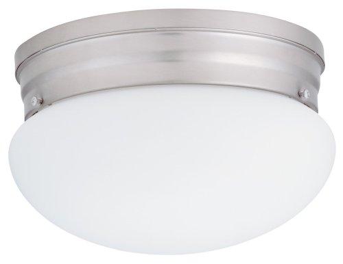 lithonia lighting 10975 bn m4 mushroom shaped one light fluorescent