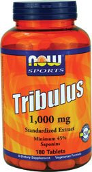 Now Foods Tribulus 1,000 mg 18...