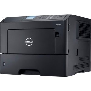 - Dell B3460DN Mono 50ppm 1200x1200 dpi Laser Printer, with Dell 1-Years Next Business Day Warranty [Dell PN: B3460dn]
