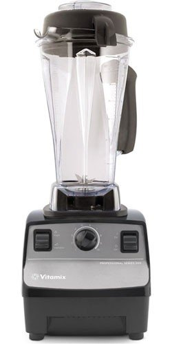 Vitamix Professional Series 200 Blender, Black
