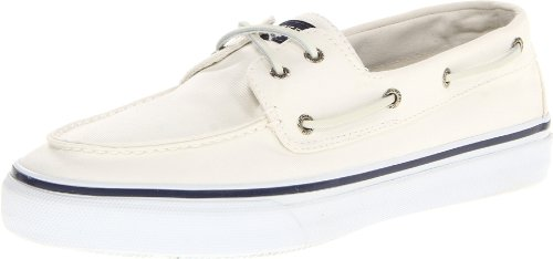Sperry Top-Sider Men's Bahama 2 Eye Lace-Up,White,8 M US