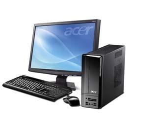 Acer Aspire X3200 - Ordenador de Sobremesa: Amazon.es: Informática