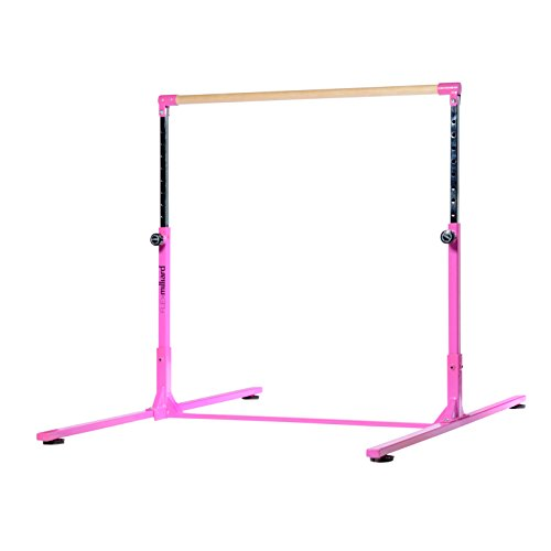 Milliard Adjustable Height Kip Bar | Hot Pink | - Swing Gymnastics Kip