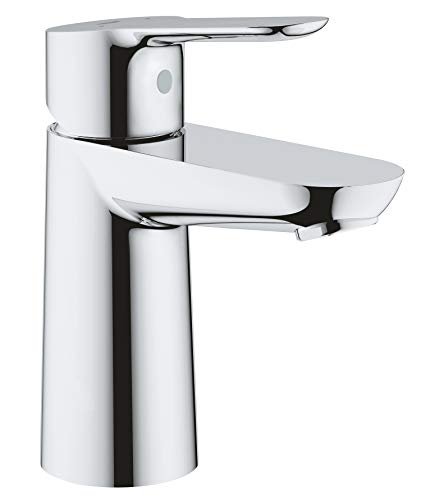 (GROHE 23344000 Start Edge Single-Lever Basin Mixer Tap)