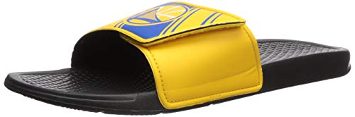 1c48135d1a9 Golden State Warriors NBA Mens Legacy Sport Slide - L