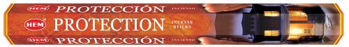 Protection - 20 Stick Hex Tube - HEM Incense (Hem Protection Incense compare prices)