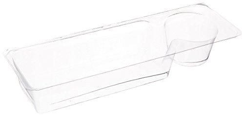 (Sammons Preston Economy Walker Basket Plastic Tray Insert, Walker Accessory)