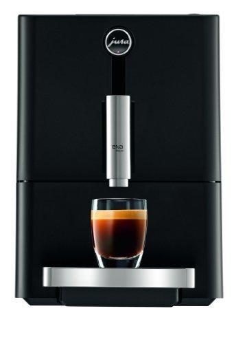 Jura 13626 Ena Micro 1 Automatic Coffee Machine, Micro Black (Jura Capresso Espresso)